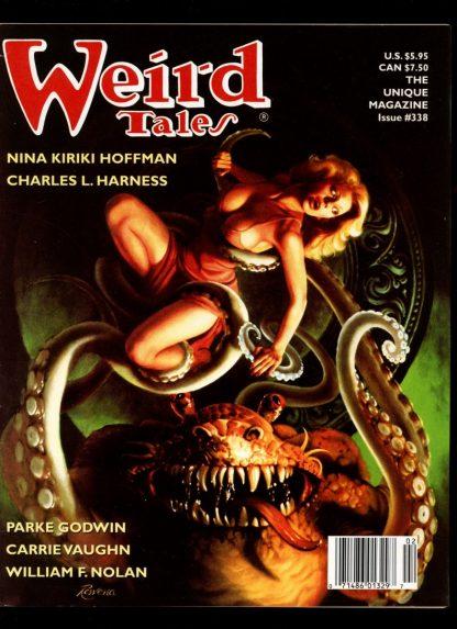 Weird Tales - #338 - 01-02/06 - VG-FN - Wildside