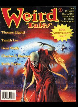 Weird Tales - #331 - SPRING/03 - VG - Wildside