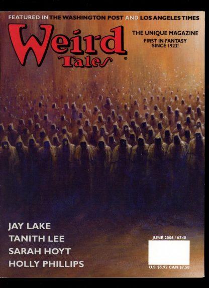 Weird Tales - #340 - 06/06 - VG-FN - Wildside