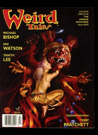 Weird Tales - #335 - 03-04/04 - VG-FN - Wildside