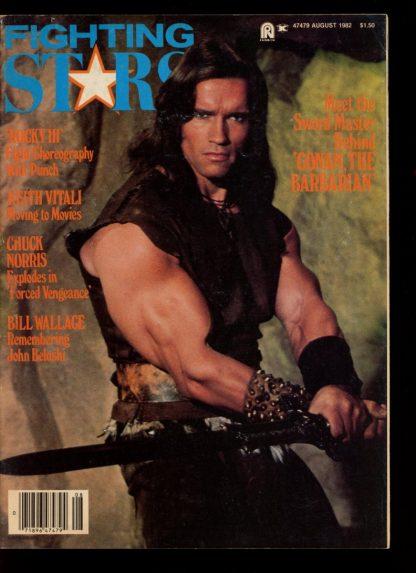 FIGHTING STARS - 08/82 - 08/82 - VG-FN - Rainbow Publications