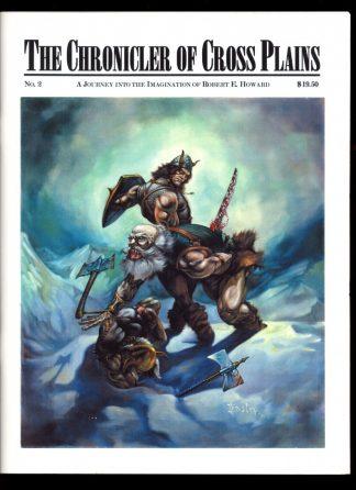 CHRONICLER OF CROSS PLAINS - #2 - #14 of 300 - FALL/06 - FN - The Black Coast Press