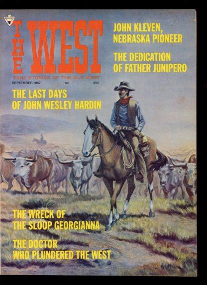 WEST - 09/67 - 09/67 - VG-FN - Maverick Publications