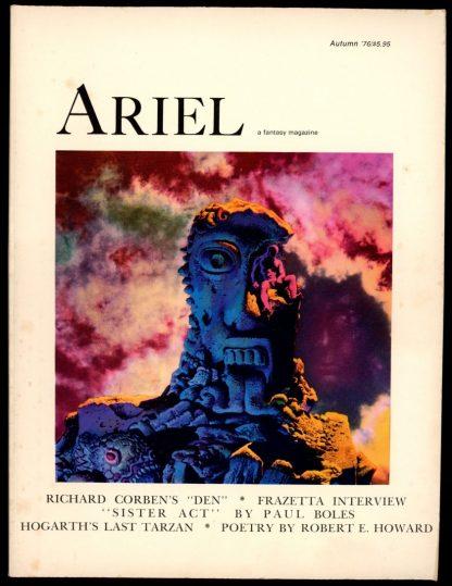 ARIEL - AUTUMN/76 - AUTUMN/76 - VG - Morning Star Press