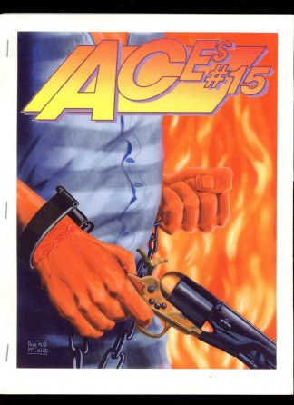 Aces - #15 - -/00 - NM - Paul McCall