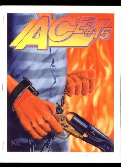 Aces - #15 - -/00 - NM - Paul McCall