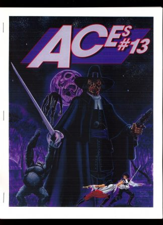 Aces - #13 [#42 of 100] - -/99 - NM - Paul McCall