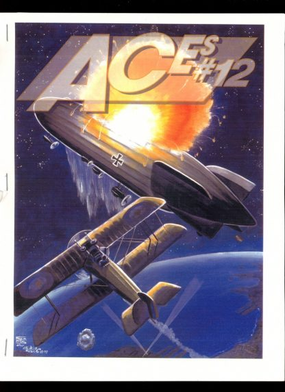 Aces - #12 [#27 of 100] - -/99 - NM - Paul McCall