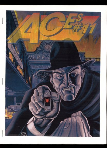 Aces - #11 [#21 of 100] - -/99 - NM - Paul McCall