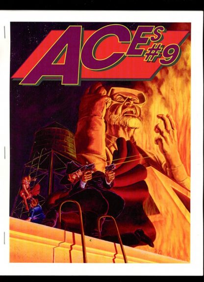 Aces - #9 [#31 of 100] - -/98 - NM - Paul McCall