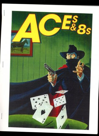 Aces - #8 [#36 of 100] - -/97 - NM - Paul McCall