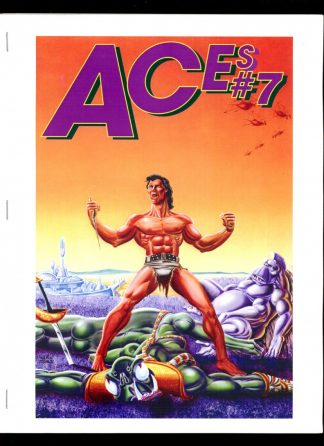 Aces - #7 [#55 of 100] - -/97 - NM - Paul McCall