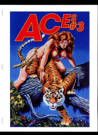Aces - #3 [#31 of 100] - -/95 - NM - Paul McCall