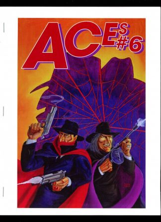 Aces - #6 [#26 of 100] - -/96 - NM - Paul McCall