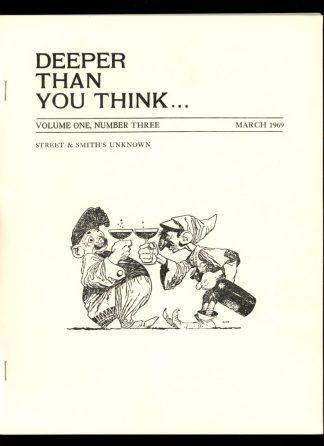Deeper Than You Think - VOL.1 NO.3 - 03/69 - FN - Joel Frieman