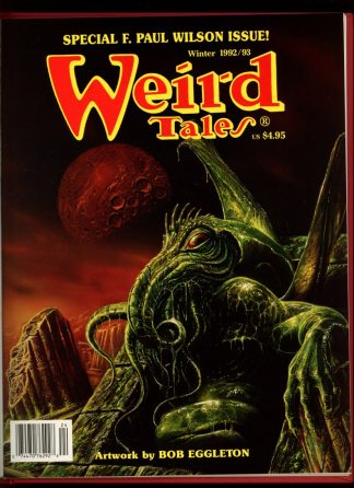 Weird Tales - WINTER/92-93 - WINTER/92-93 - NM - Terminus Publishing