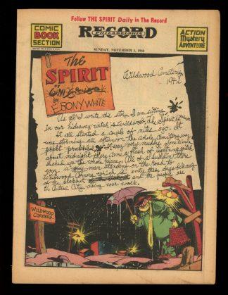 Spirit [NEWSPAPER Section] - 11/01/42 - 11/01/42 - 6.0 - Philadelphia Record