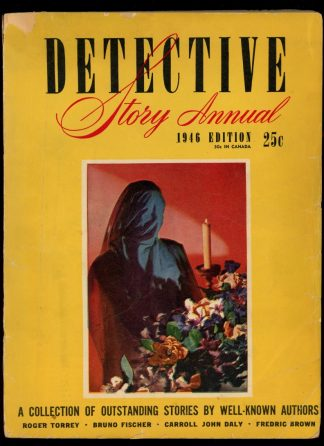 Detective Story Annual - 1946 - -/46 - VG - Street & Smith