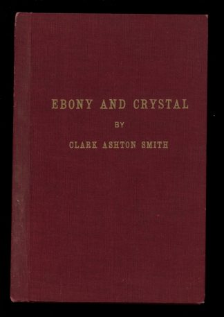 Ebony And Crystal - 1st Print #121 of 500 Signed] - -/22 - VG - Auburn Journal