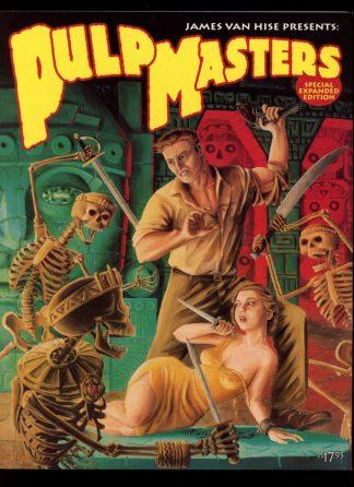 Pulp Masters  - 2nd Edition - 02/02 - NM - James Van Hise