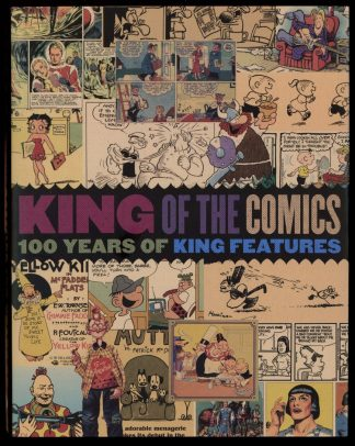 King Of The Comics: 100 Years Of King Features - 1st Print - 08/15 - FN/FN - IDW