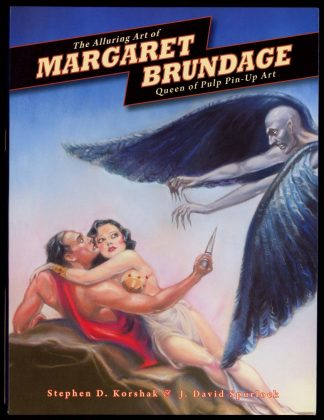 Alluring Art Of Margaret Brundage - 1st Print - -/13 - FN/FN - Vanguard