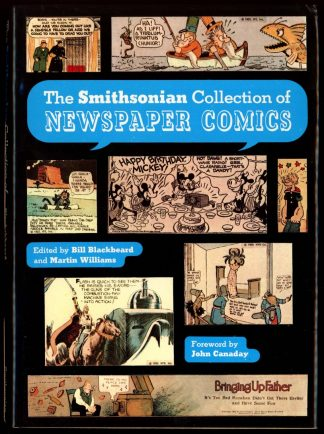 Smithsonian Collection Of Newspaper Comics - 3rd Print - -/77 - NF/NF - Smithsonian