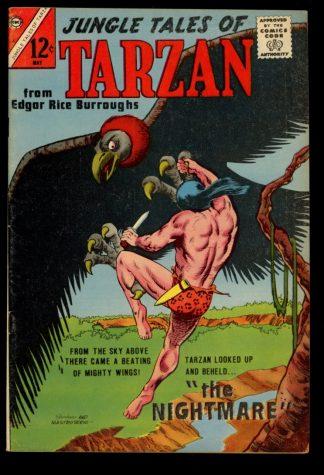 Jungle Tales Of Tarzan - #3 - 05/65 - 6.0 - Charlton