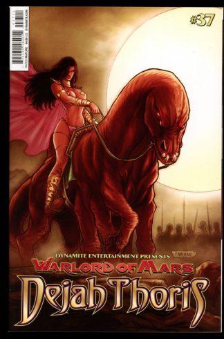 Warlord Of Mars: Dejah Thoris - #37 – CVR A - -/14 - 9.6 - Dynamite