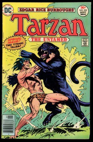 Tarzan - #253 - 09/76 - 4.0 - DC