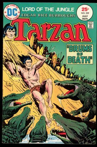 Tarzan - #239 - 07/75 - 6.0 - DC