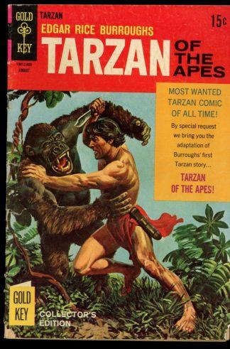Tarzan - #178 - 08/68 - 3.0 - Gold Key