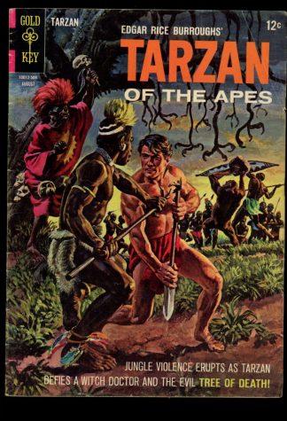 Tarzan - #151 - 08/65 - 4.0 - Gold Key