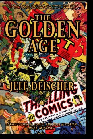 Golden Age - 1st Print - -/12 - NF - White Rocket Books