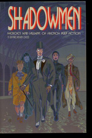 Shadowmen - 1st Print - 09/03 - FN - Black Coat Press