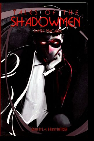 Tales Of The Shadowmen: Dance Macabre - VOL. 3 - 1st Print - 01/07 - FN - Black Coat Press