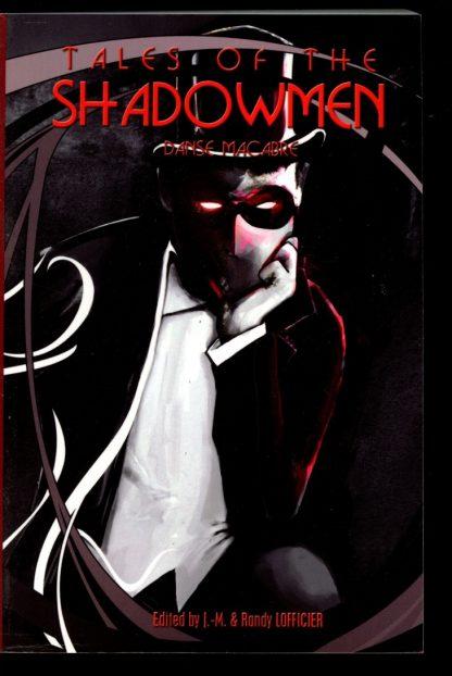 Tales Of The Shadowmen: Dance Macabre - VOL. 3 - 1st Print - 01/07 - FN - Black Coat Press