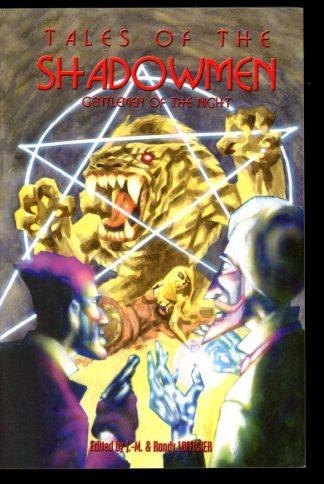 Tales Of The Shadowmen: Gentlemen Of The Night - VOL. 2 - 1st Print - 01/06 - NF - Black Coat Press
