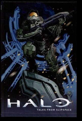 Halo: Tales From Slipspace - 1st Print - 11/16 - 9.4 - Dark Horse