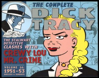 Complete Dick Tracy: 1951-1953 - VOL. 14 - 1st Print - -/12 - NF/NF - IDW