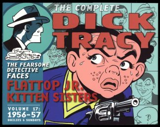 Complete Dick Tracy: 1956-1957 - VOL. 17 - 1st Print - -/14 - FN/FN - IDW