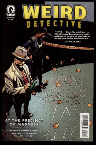 Weird Detective - #5 - 10/16 - 9.4 - Dark Horse