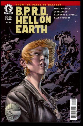 B.P.R.D. Hell On Earth - #146 - 10/16 - 9.4 - Dark Horse