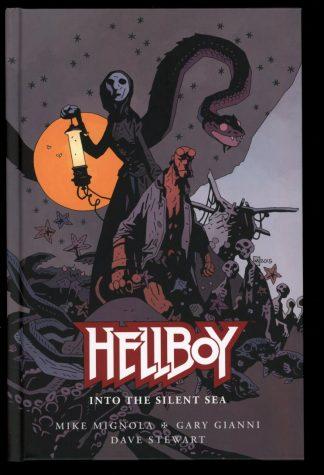 Hellboy: Into The Silent Sea - 1st Print - 04/17 - 9.4 - Dark Horse