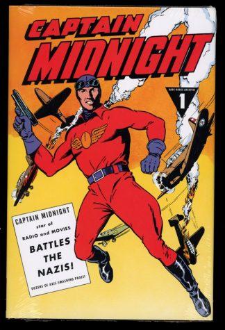 Captain Midnight Archives - VOL. 1 - 1st Print - -/13 - FN/FN - Dark Horse