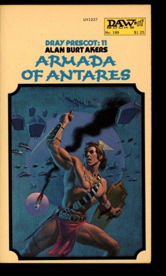 Armada Of Antares [DRAY Prescott] - 1st Print - #11 - 04/76 - FN - DAW Books