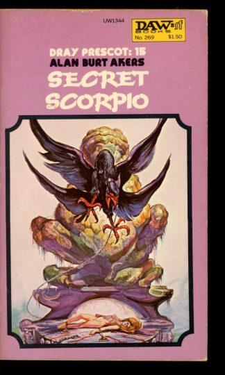 Secret Scorpio [DRAY Prescott] - 1st Print - #15 - 12/77 - FN - DAW Books