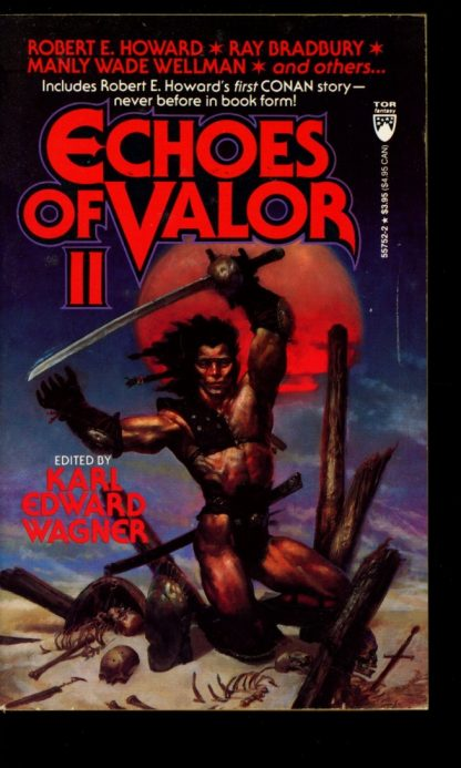 Echoes Of Valor ll - 1st Print - 02/91 - NF - TOR