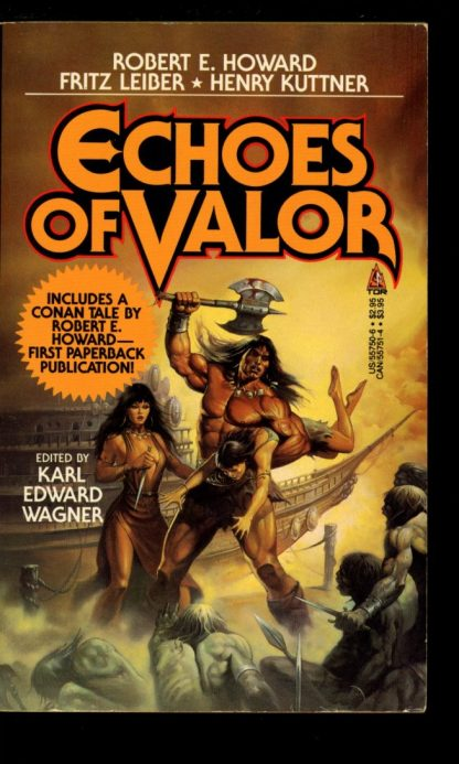 Echoes Of Valor - 1st Print - 02/87 - FN - TOR