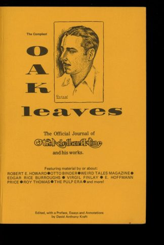 Compleat Oak Leaves - 1st Print - -/80 - VG-FN - Fictioneer Books